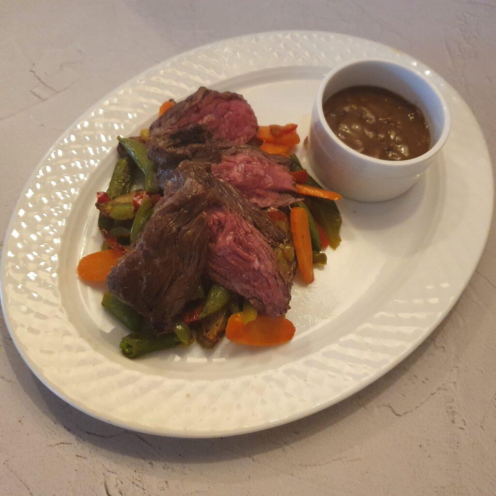Black angus steak 2021